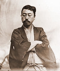 岡倉天心(覚三)