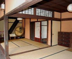 日本人と畳生活